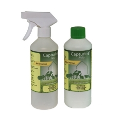 Capturine Pets Bio Cleaning - Starterpakket inclusief spuitfles - 500ml