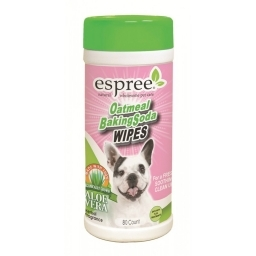 Oatmeal Baking Soda wipes 50st. - Espree