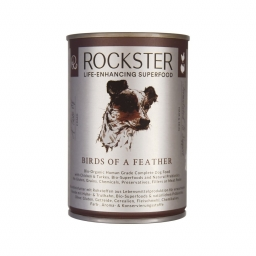 Rockster Superfood - Birds of a feather - 400gr