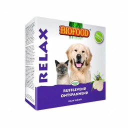 Biofood - RELAX - Rustgevend / Ontspannend