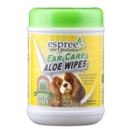 Ear Care wipes 60st - Espree